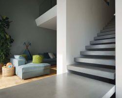 Interior y exterior de viviendas